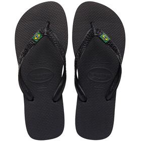 havaianas Brasil Sandały, black